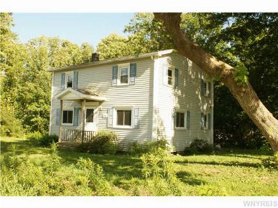Single Family Home Sold: 11537 Holland Glenwood Road