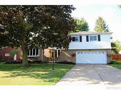 Single Family Home Sold: 395 Brentwood Dr