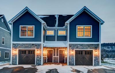 Ellicottville Condo/Townhouse A-Active: 19 Glen Burn Trail