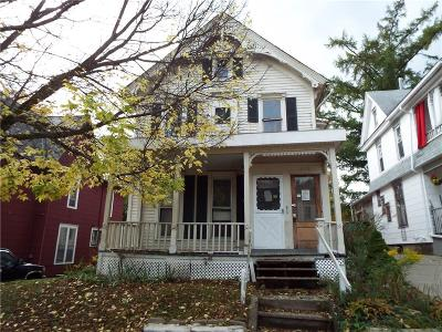 Multi Family 2-4 A-Active: 217 North 5th Street