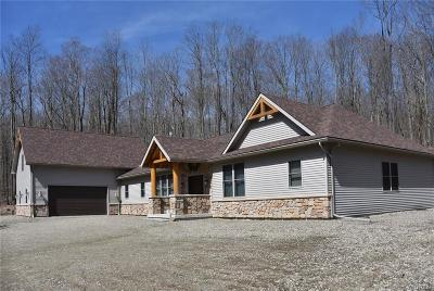 Ellicottville Single Family Home A-Active: 6497 Watson Hill Road