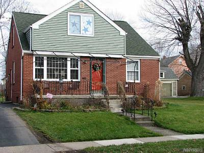 Single Family Home Sold: 48 East Depew Avenue