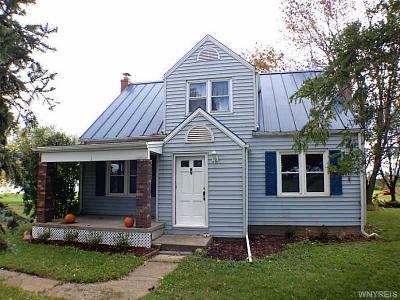 Niagara Falls Single Family Home U-Under Contract: 2060 Lockport Road