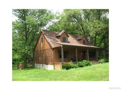 Single Family Home Sold: 7995 Reed Hill Road