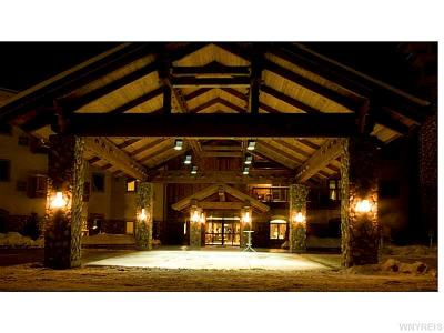 Ellicottville Condo/Townhouse A-Active: 6557 Holiday Valley Road; Tamarack Club #414/416-