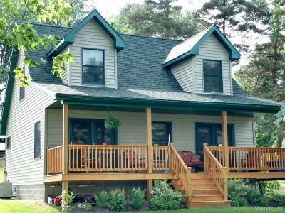 Perry Single Family Home A-Active: 3669 Shearman Road