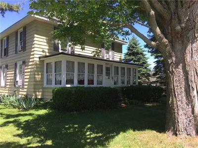 Single Family Home Sold: 4783 Route 219