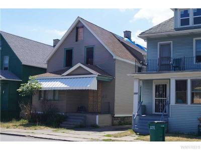 Multi Family Home Sold: 2226 Bailey Avenue