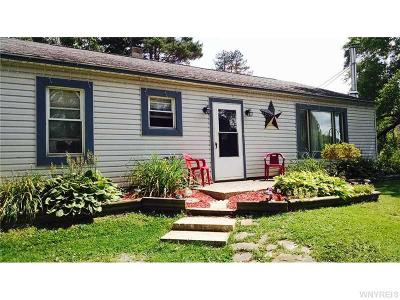 Olean, Olean-city, Olean-town Single Family Home A-Active: 3218 Nys Rte 16