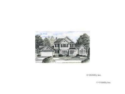Single Family Home A-Active: 602 Marjorie Lane- Lot 602