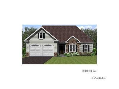 Single Family Home A-Active: 614 Marjorie Lane- Lot 614