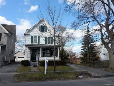 Geneva-City NY Single Family Home A-Active: $79,900