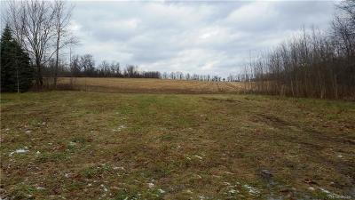 Monroe County Residential Lots & Land A-Active: Lot 1-7 Rush Henrietta Town Line