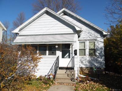 Waterloo NY Single Family Home Sold: $58,000
