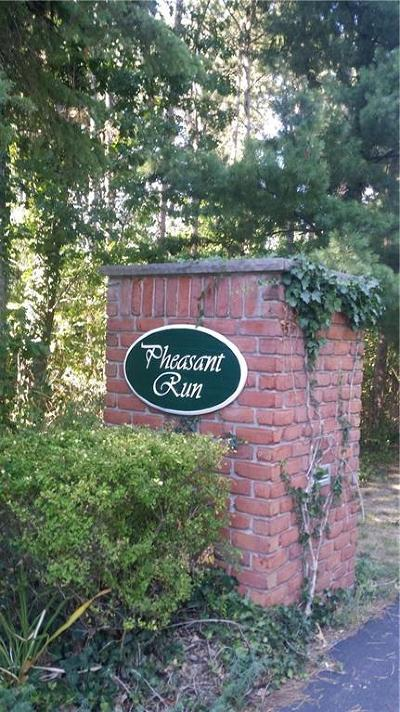Webster Residential Lots & Land For Sale: 453 Pheasant Run