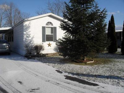 Single Family Home S-Closed/Rented: 1021 Waterloo-Geneva Road