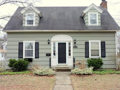 Single Family Home Sold: 121 Burwell Road