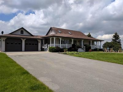 Livonia Single Family Home A-Active: 5990 Price Road