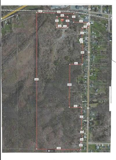 Alden NY Residential Lots & Land P-Pending Sale: $249,900