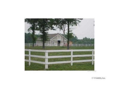 Residential Lots & Land A-Active: 1003 Pletcher Road