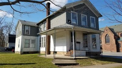 Multi Family 2-4 A-Active: 314 West Avenue