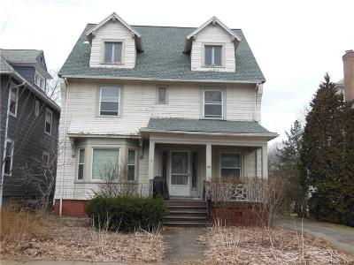 Multi Family 2-4 S-Closed/Rented: 109 Shepard Street