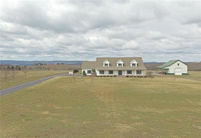 Gorham Single Family Home A-Active: 4490 Middle Road
