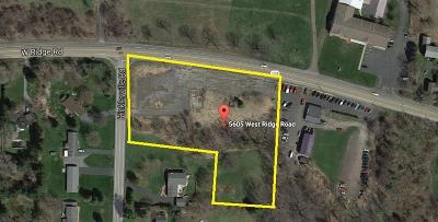 Monroe County Residential Lots & Land A-Active: 5605 West Ridge Road