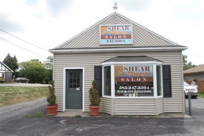 Monroe County Commercial A-Active: 2675 Chili Avenue