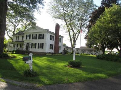 Single Family Home A-Active: 135 Taylor Road