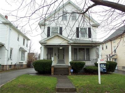 Single Family Home Sold: 73 Burrows Street