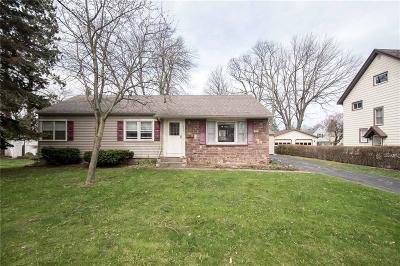 Single Family Home S-Closed/Rented: 600 Laurelton Road