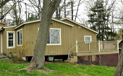 Single Family Home A-Active: 6222 Poplar Beach Road
