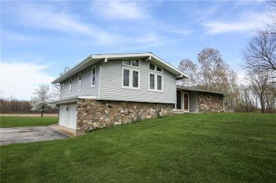 Single Family Home Sold: 16375 State Route 31