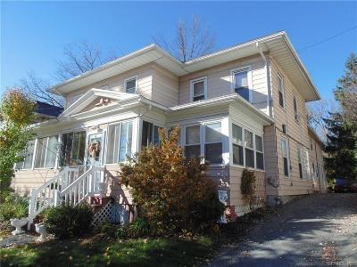 Ontario County Multi Family 5+ A-Active: 38 Chapin Street