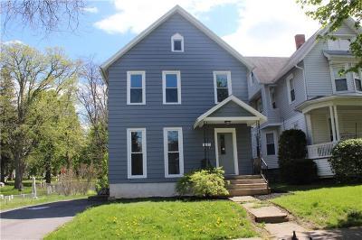 Single Family Home A-Active: 229 Washington Street