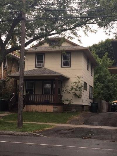 Monroe County Multi Family 2-4 A-Active: 975 Norton Street