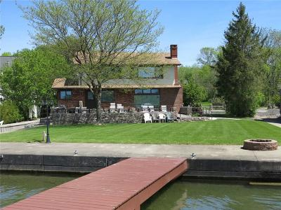 Gorham Single Family Home A-Active: 4570 Lake Drive