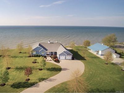 Orleans County Single Family Home A-Active: 14007 Wilson Road