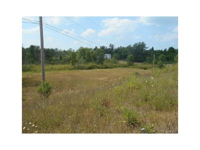 Monroe County Residential Lots & Land A-Active: 3457 Union Street