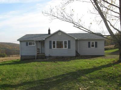 Schuyler County Single Family Home C-Continue Show: 2070 Yawger Hill Road