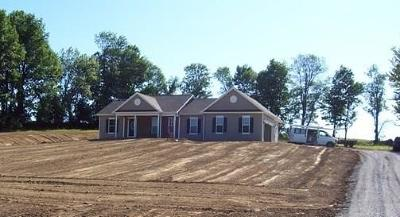 Marion Single Family Home A-Active: Lot 8 Greenfield Dr.