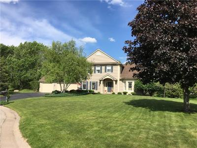 Pittsford Single Family Home A-Active: 59 Wren Field Lane