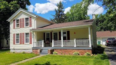 Elba Single Family Home A-Active: 21 West Avenue