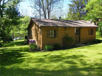 Schuyler County Single Family Home A-Active: 3041 Huggins Road