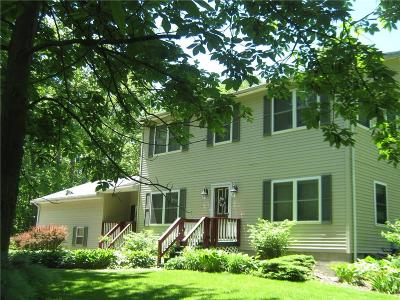 Single Family Home A-Active: 4138 Lakeville Groveland Rd