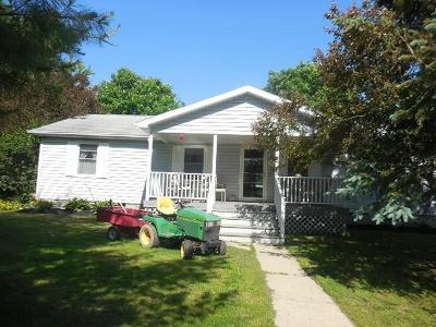 Perry Single Family Home A-Active: 2575 Coe Road