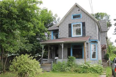 Albion Single Family Home A-Active: 339 West Bank Street