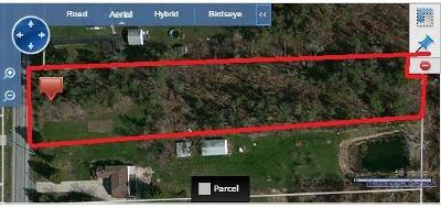 Residential Lots & Land A-Active: 3379 Townline Road