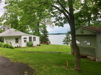 Single Family Home Sale Pending: 2535 Lower Lake Road